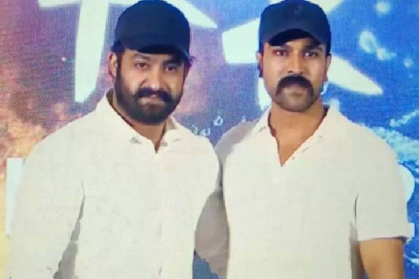 Ram Charan and NTR to storm small screens this Independence day?