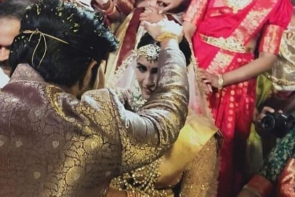 Niharika Wedding Pics