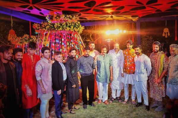 NisChay Pre-Wedding Celebrations