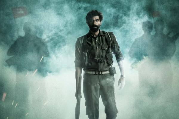 Virataparvam First Look: Rana Amazes As Ravi Anna