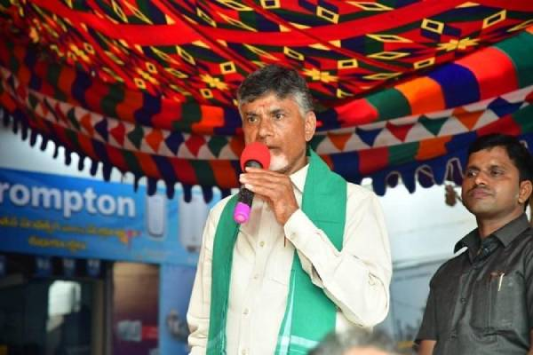 Naidu offers to quit politics if Jagan holds referendum