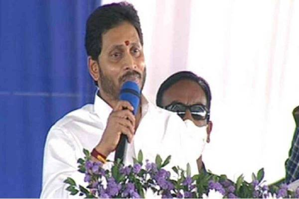 It's a real estate agitation: Jagan on Amaravati stir