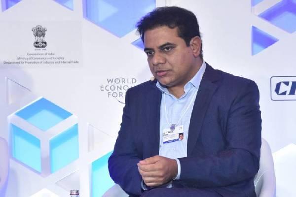 WEF invites KTR to technology governance summit