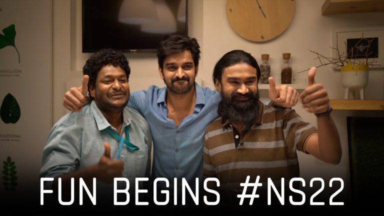 Naga Shaurya's 22nd film starts rolling