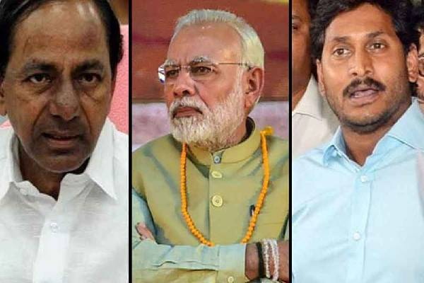PM Modi giving appointments to KCR but not Jagan