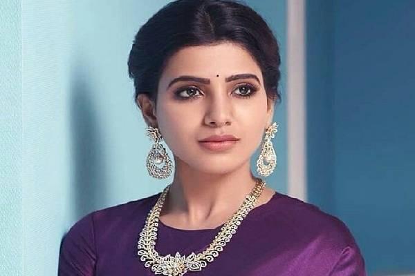 Samantha on board for Shakuntalam?