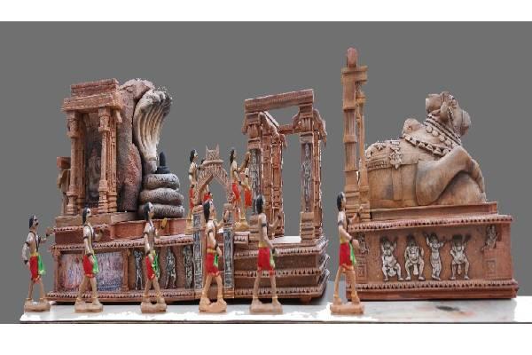 Nandi, Naga, Ganesha, Lepakshi to feature in AP's tableau