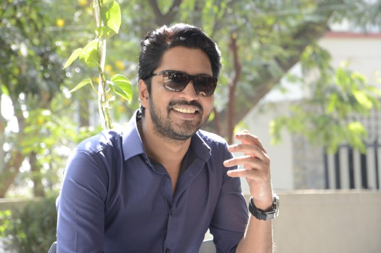 Allari Naresh's promise for Tollywood audience