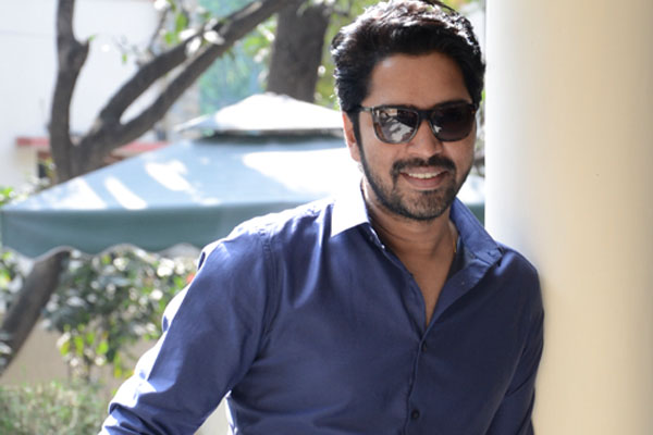 What's next onboard for Allari Naresh?