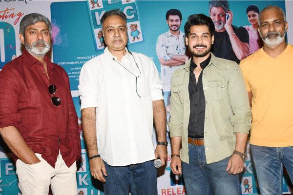 """Should make FCUK movie a success"" – Jagapathi Babu"
