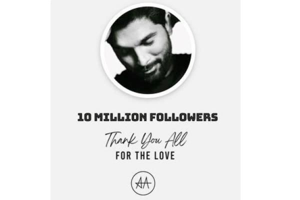 Allu Arjun thankful for garnering 10 million Instagram followers