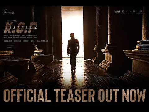 KGF: Chapter 2 Teaser: Impressive to the Core