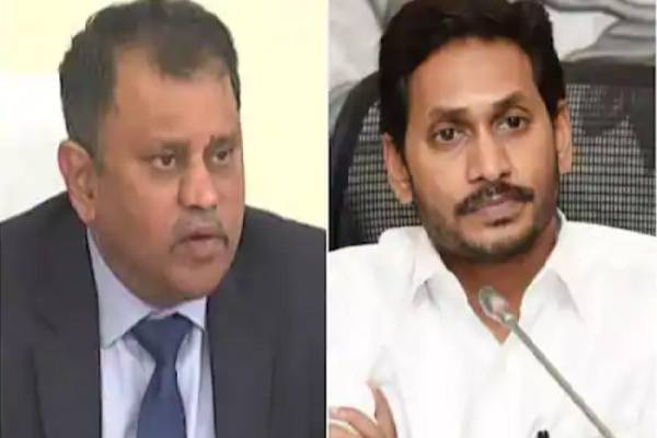 Jagan to go to court against Ramesh 'election app'
