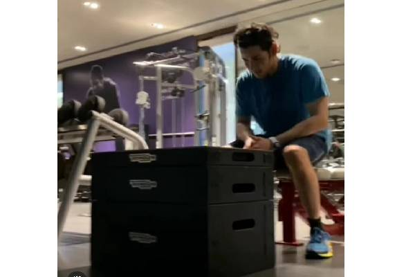 Mahesh Babu's fitness mantra: Accept no limits