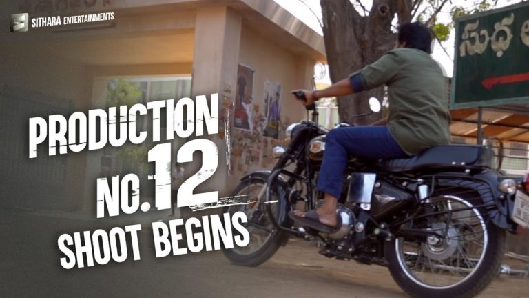 Video Glimpse: Making of Pawan Kalyan's Next
