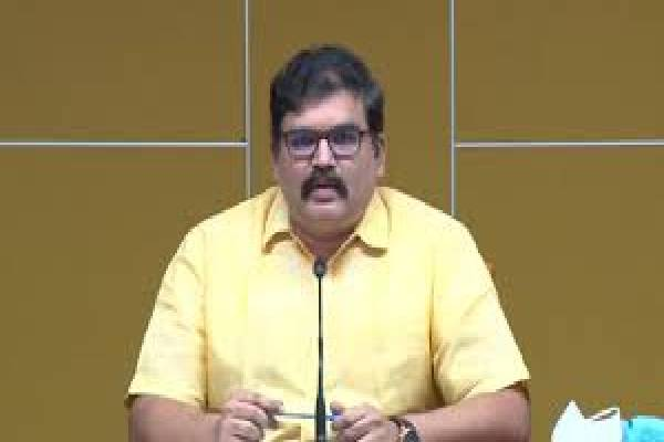 TDP leader sent to jail for using abusive words against Andhra CM