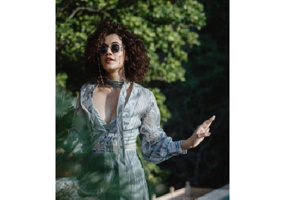 Taapsee Pannu's new post is all about 'confidence'
