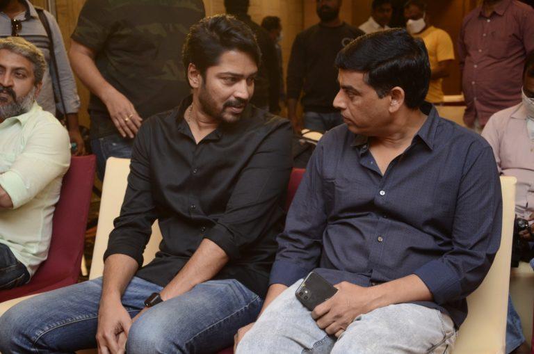 Dil Raju offers a film for Allari Naresh