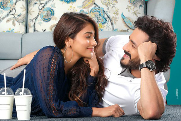 Date locked for Akhil's Most Eligible Bachelor