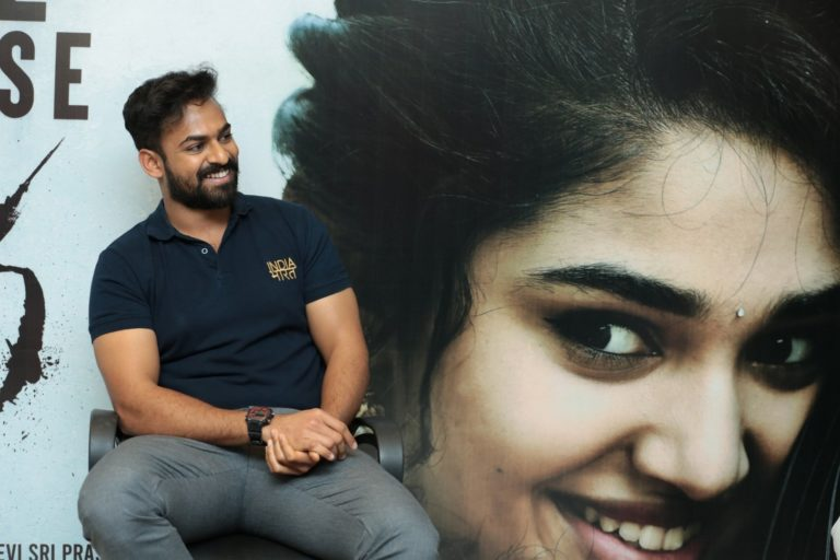 Vaishnav Tej Interview