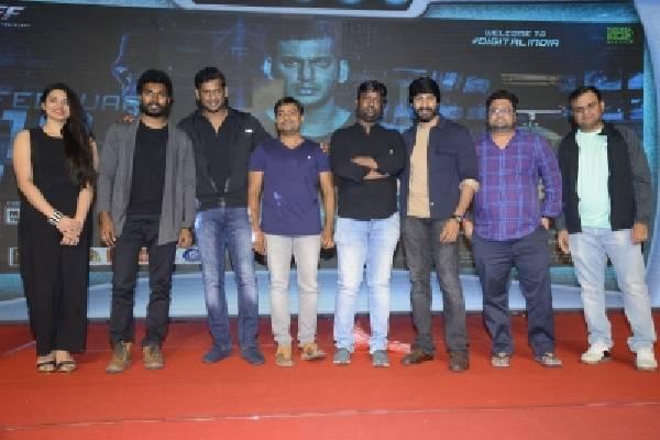 Vishal-starrer 'Chakra' opens on Feb 19, theatrically in Tamil, Telugu and Hindi