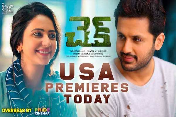 CHECK USA Premieres TODAY by PRIDE CINEMAA