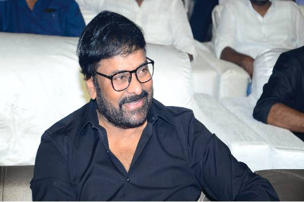 Wild Dog Is Not A Regular Film: Chiranjeevi