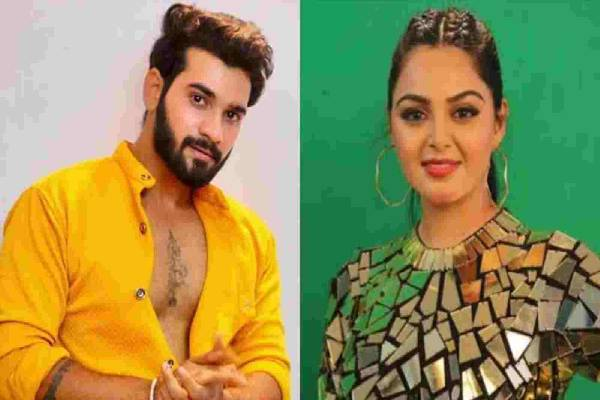New web series planned with Big boss hot pair