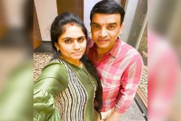 Dil Raju's wife turning writer?