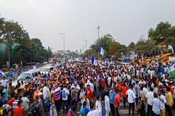 Vizag steel privatisation grabs political centre stage in Andhra