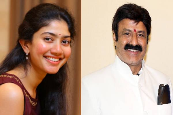 Buzz: Balakrishna and Sai Pallavi film on Cards?