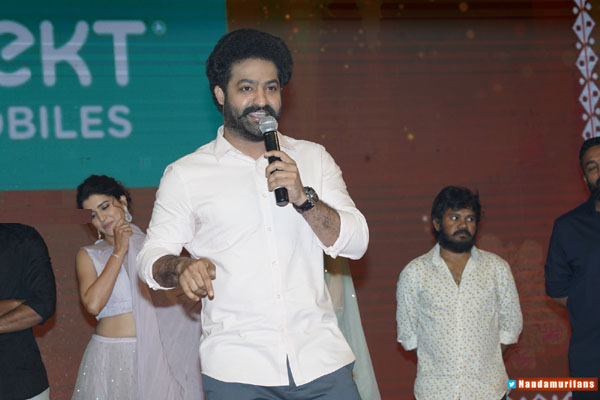 Jakkanna and Keervani Families Are Part of My Life for 20 Years: NTR