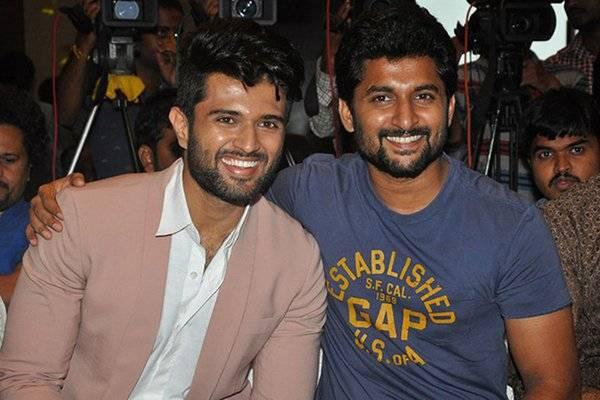 Nani and Vijay Deverakonda to Act Together?