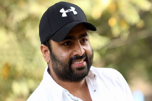 Will Nara Rohit be the TDP candidate from Chandragiri?
