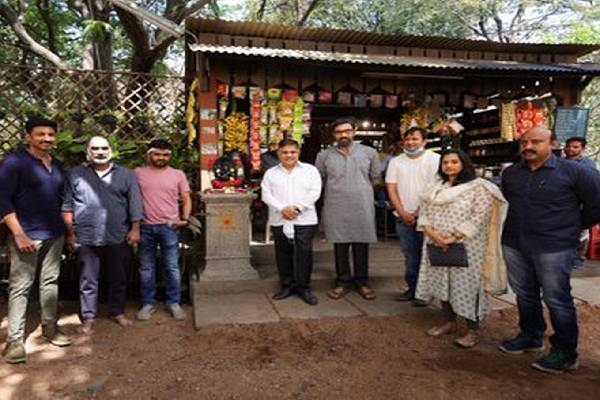 Pakka commercial movie launched