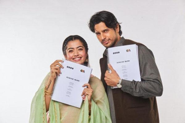 Rashmika Mandanna to start 'Mission Majnu' shoot on March 4