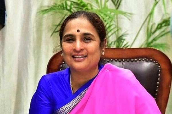 Ratna Prabha is BJP-JSP nominee in Tirupati