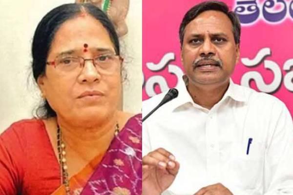 TRS wins both MLC seats, takes revenge on BJP!