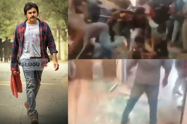 Watch the Unstoppable Craze of Pawan Kalyan!