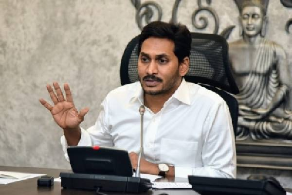Jagan more worried about AP economy: 2nd wave