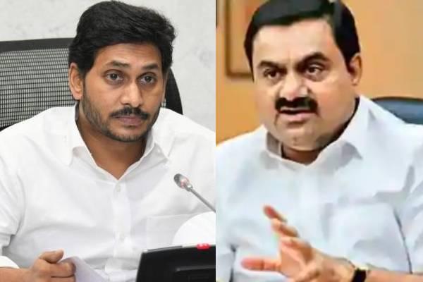 Jagan helping Adani to grab Telugus' companies: RK