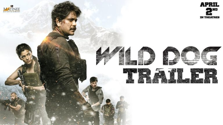 Wild Dog Trailer – The Power of NIA!