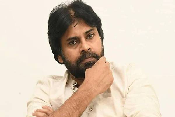 Pawan Kalyan in Quarantine!