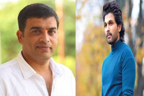 Allu Arjun and Dil Raju's Film to Start Soon