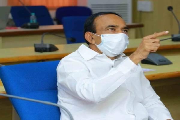 No remdesivir shortages, says Telangana Health Minister