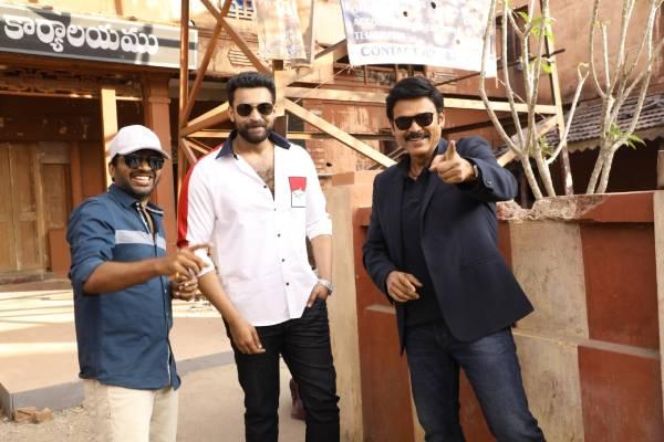 F3 fun to continue in Mysore!