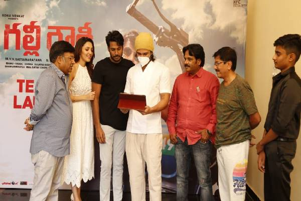 Gully Rowdy Teaser Launch event