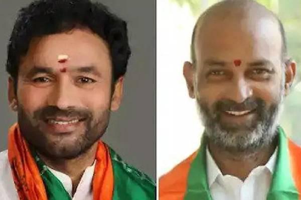 It's Kishan Reddy versus Bandi Sanjay in Telangana BJP!