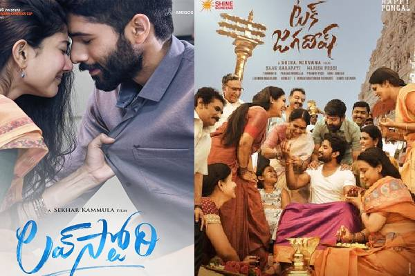 Tuck Jagadish and Love Story Release dates triggers Controversy