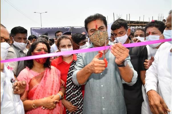 New Road Under Bridge thrown open in Hyderabad's IT corridor